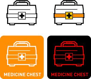 Medicine cabinet iconのイラスト素材 [FYI03101695]