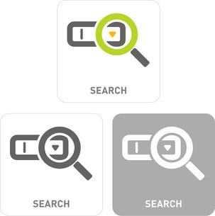Retrieval Pictogram Iconsのイラスト素材 [FYI03101778]