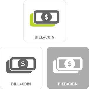 Cash Pictogram Iconsのイラスト素材 [FYI03101864]