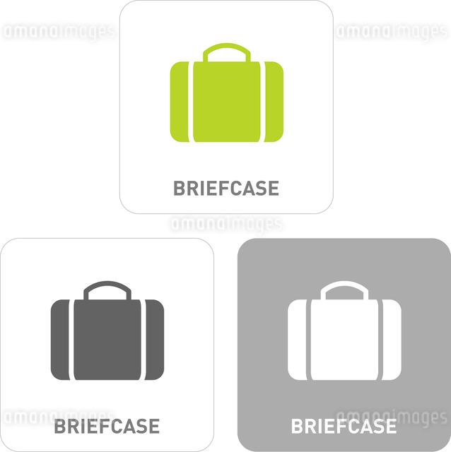 Briefcase Pictogram Iconsのイラスト素材 [FYI03101872]