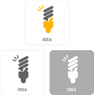 Idea Pictogram Iconsのイラスト素材 [FYI03101885]