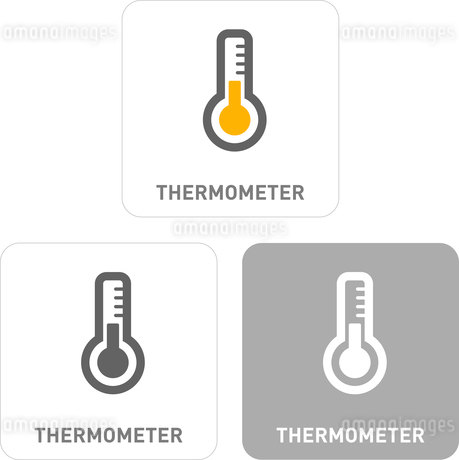 Temperature Pictogram Iconsのイラスト素材 [FYI03101925]