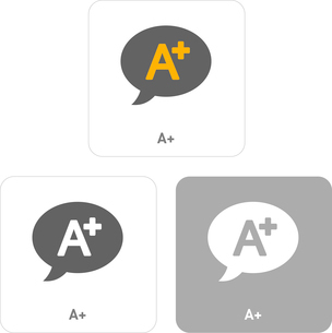 A + Pictogram Iconsのイラスト素材 [FYI03101958]