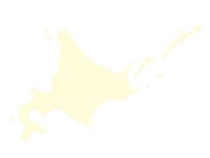 都道府県ポリゴン地図EPS北海道(境界有)のイラスト素材 [FYI03102279]