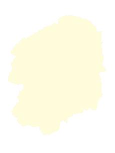 都道府県ポリゴン地図EPS栃木県(境界有)のイラスト素材 [FYI03102287]