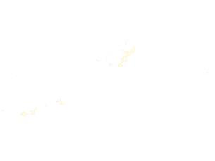 都道府県ポリゴン地図EPS沖縄県(境界有)のイラスト素材 [FYI03102323]