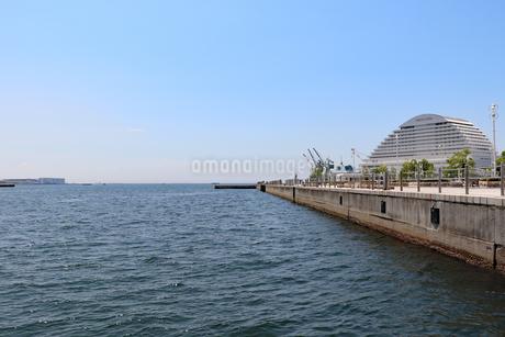海辺の風景の写真素材 [FYI03102731]