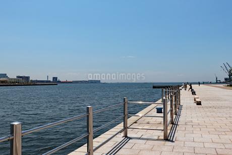 海辺の公園の写真素材 [FYI03102767]
