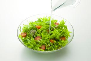 野菜サラダの写真素材 [FYI03103099]