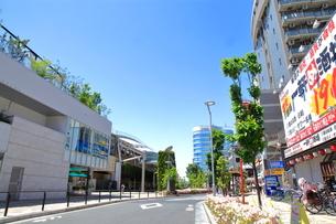武蔵境駅北口  東京都の写真素材 [FYI03103558]