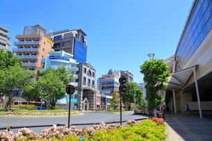 武蔵境駅北口  東京都の写真素材 [FYI03103598]