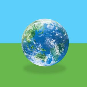 地球イメージのイラスト素材 [FYI03103797]