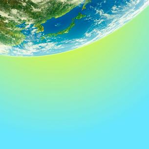 地球イメージのイラスト素材 [FYI03103805]