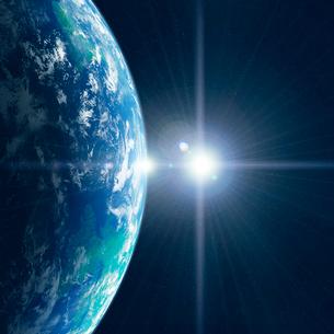 地球イメージのイラスト素材 [FYI03103814]