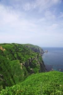観音崎展望台からの眺めの写真素材 [FYI03105595]