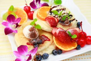 パンケーキの写真素材 [FYI03112535]
