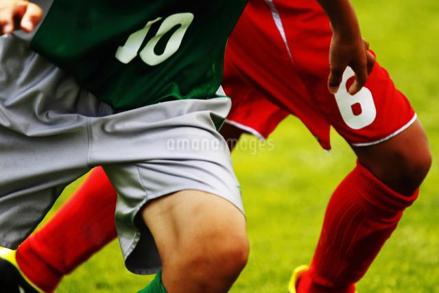 サッカー フットボールの写真素材 [FYI03114153]