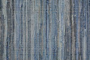 ミックス糸のラグの写真素材 [FYI03114871]