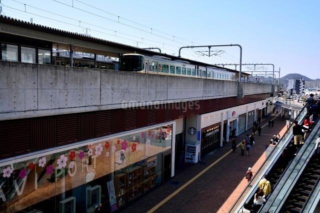 JR姫路駅北広場の写真素材 [FYI03114950]