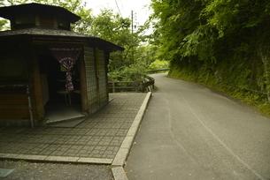 寸又峡プロムナードコースの公衆トイレの写真素材 [FYI03115172]