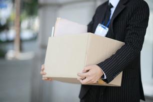 失業した男性イメージの写真素材 [FYI03115187]