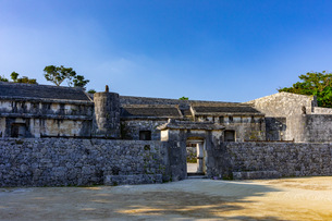 琉球王国の陵墓・玉陵の写真素材 [FYI03115369]