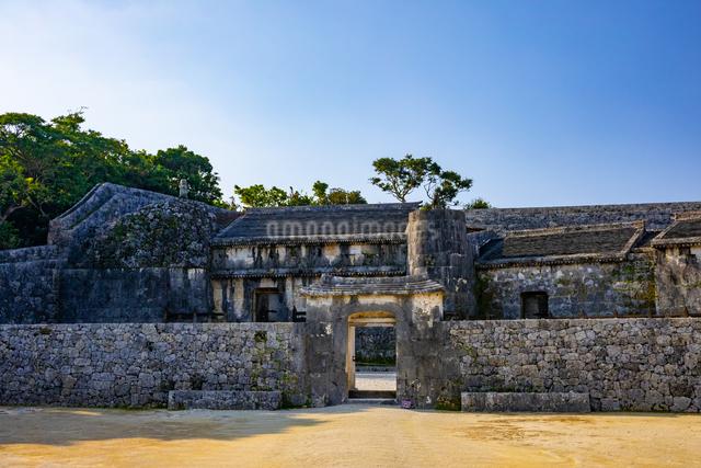 琉球王国の陵墓・玉陵の写真素材 [FYI03115373]