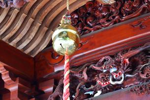 神奈川県 白笹稲荷神社の写真素材 [FYI03115596]