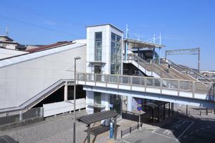 小田急線 東海大学前駅の写真素材 [FYI03115637]