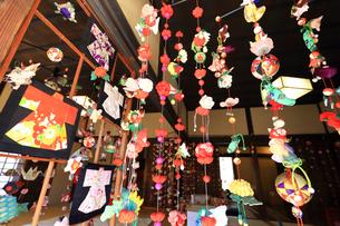 都筑民家園のひな祭りの写真素材 [FYI03115659]