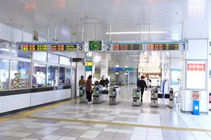 横浜市営地下鉄のセンター南駅の写真素材 [FYI03115661]