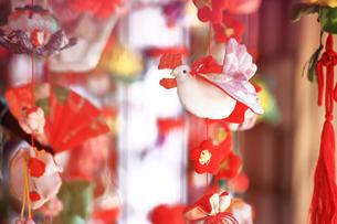 都筑民家園のひな祭りの写真素材 [FYI03115662]