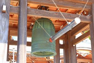 香雲寺の鐘つき堂の写真素材 [FYI03115687]