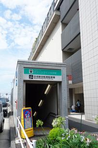 東横線 日吉駅の写真素材 [FYI03115703]