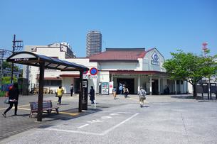 JR横須賀駅の写真素材 [FYI03115717]