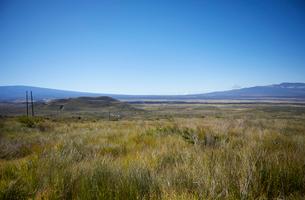 ハワイ島の風景の写真素材 [FYI03117713]