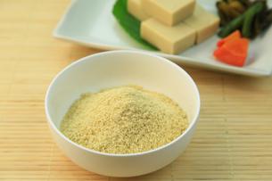 粉豆腐の写真素材 [FYI03118450]