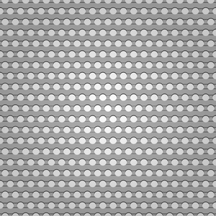 Seamless metal surface, background perforated sheetのイラスト素材 [FYI03119395]