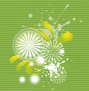 Illustration of backgroundのイラスト素材 [FYI03119503]