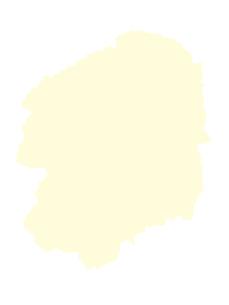 都道府県ポリゴン地図EPS栃木県(境界無)のイラスト素材 [FYI03119537]