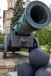 大砲の皇帝の写真素材 [FYI03119935]