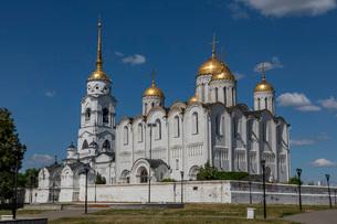 ウスペンスキー大聖堂の写真素材 [FYI03119941]