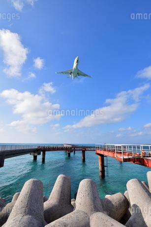 宮古島/下地島空港17エンドの写真素材 [FYI03120017]