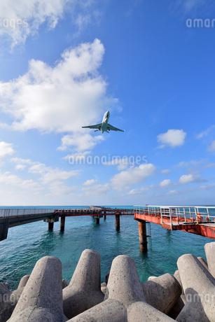 宮古島/下地島空港17エンドの写真素材 [FYI03120020]