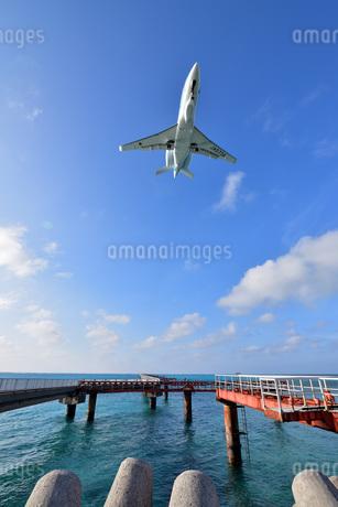 宮古島/下地島空港17エンドの写真素材 [FYI03120048]