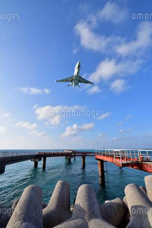宮古島/下地島空港17エンドの写真素材 [FYI03120049]