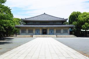 本門寺・本堂の写真素材 [FYI03120141]