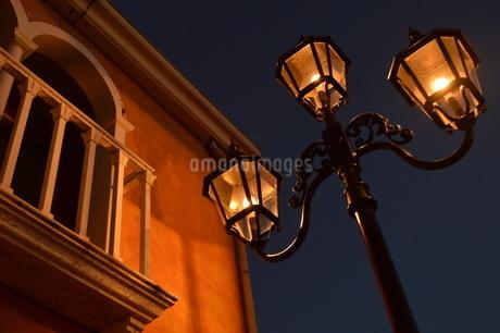 街灯の写真素材 [FYI03120592]