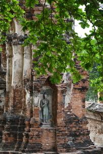 タイの遺跡の写真素材 [FYI03120759]