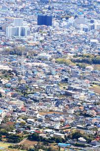 郊外の住宅街の写真素材 [FYI03120903]